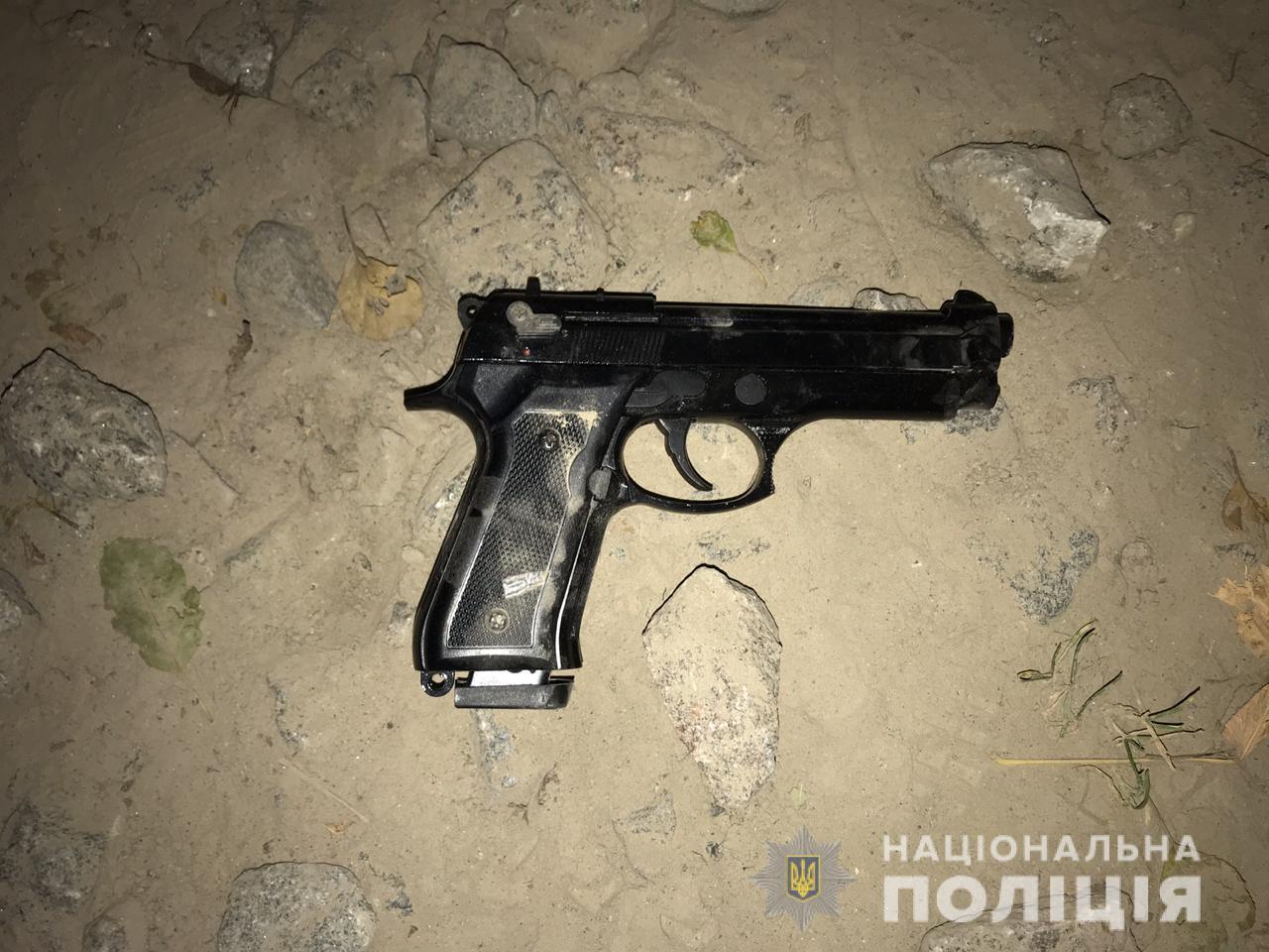 На Обухівщині затримали банду нападників на підприємця - іноземці, банда - Rozbij5
