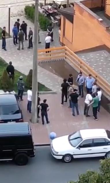 Стрілянина в Українці: поліція Київщини встановлює учасників інциденту -  - Screenshot 42