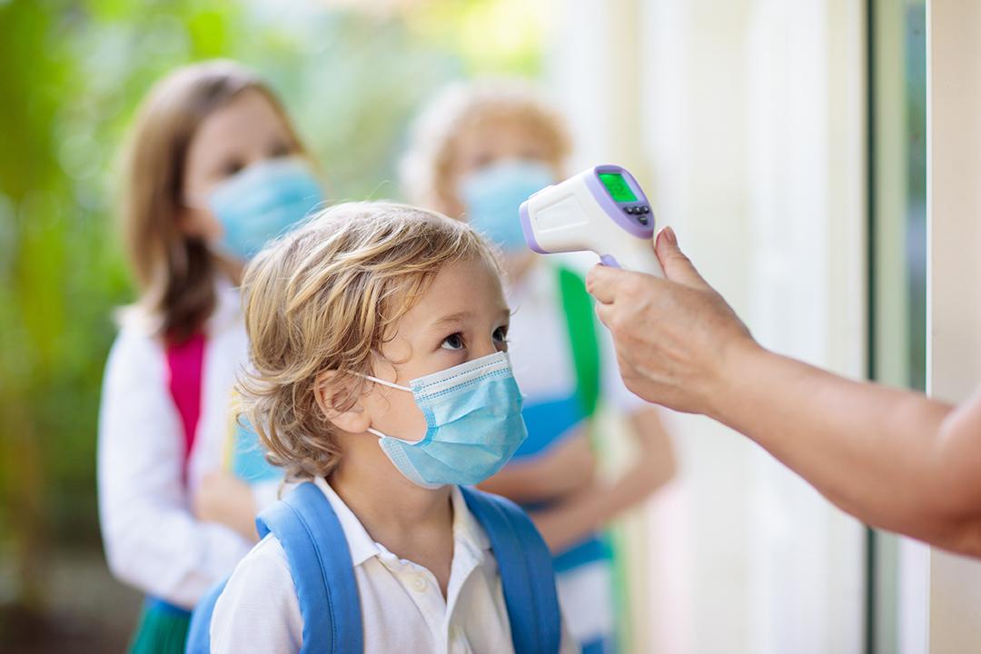 У 19 школах і 5 садочках Київщини виявлено коронавірус - коронавірус - Shutterstockcom