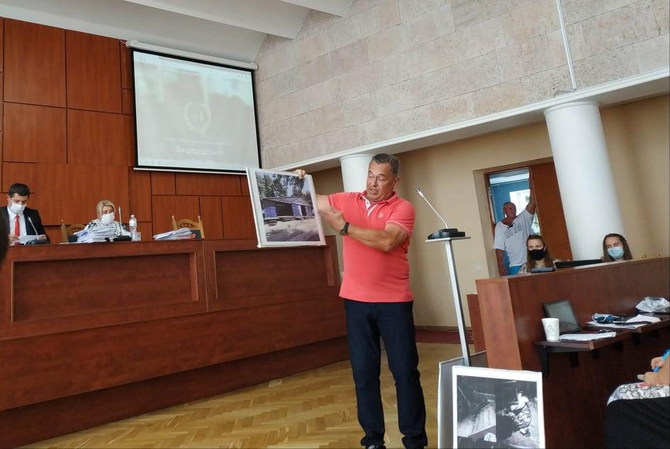 Вишгородщина: дебаркадеру проголосували вирок - ДЮСШ - Sportshkola Kalganov