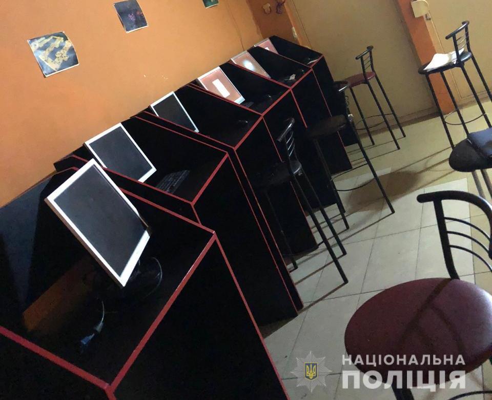 У Борисполі, Вишневому та Обухові закрили підпільні гральні заклади -  - USR5.jpeg