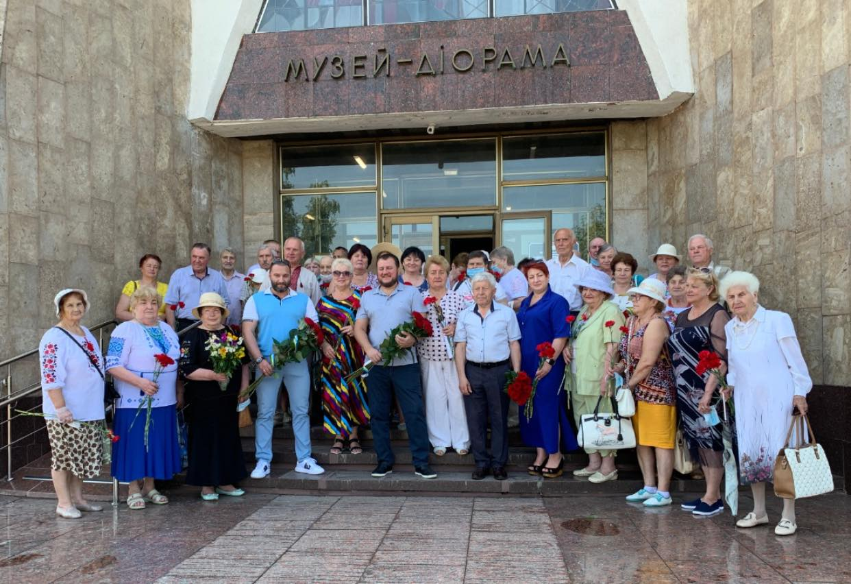 Іван Вікован: 40 років служіння музейній справі -  - VIkovan1