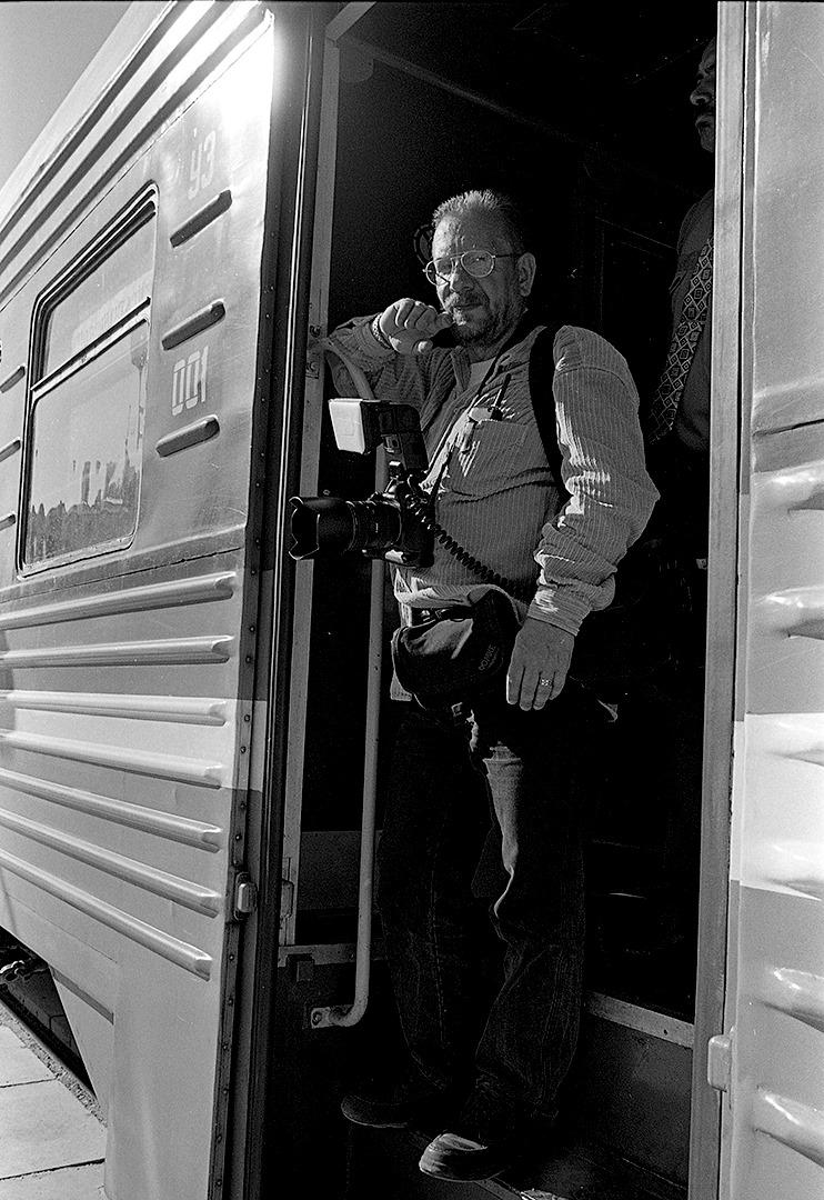 Відійшов у вічність український фотограф Віктор Марущенко - смерть - Valeryj Myloserdov