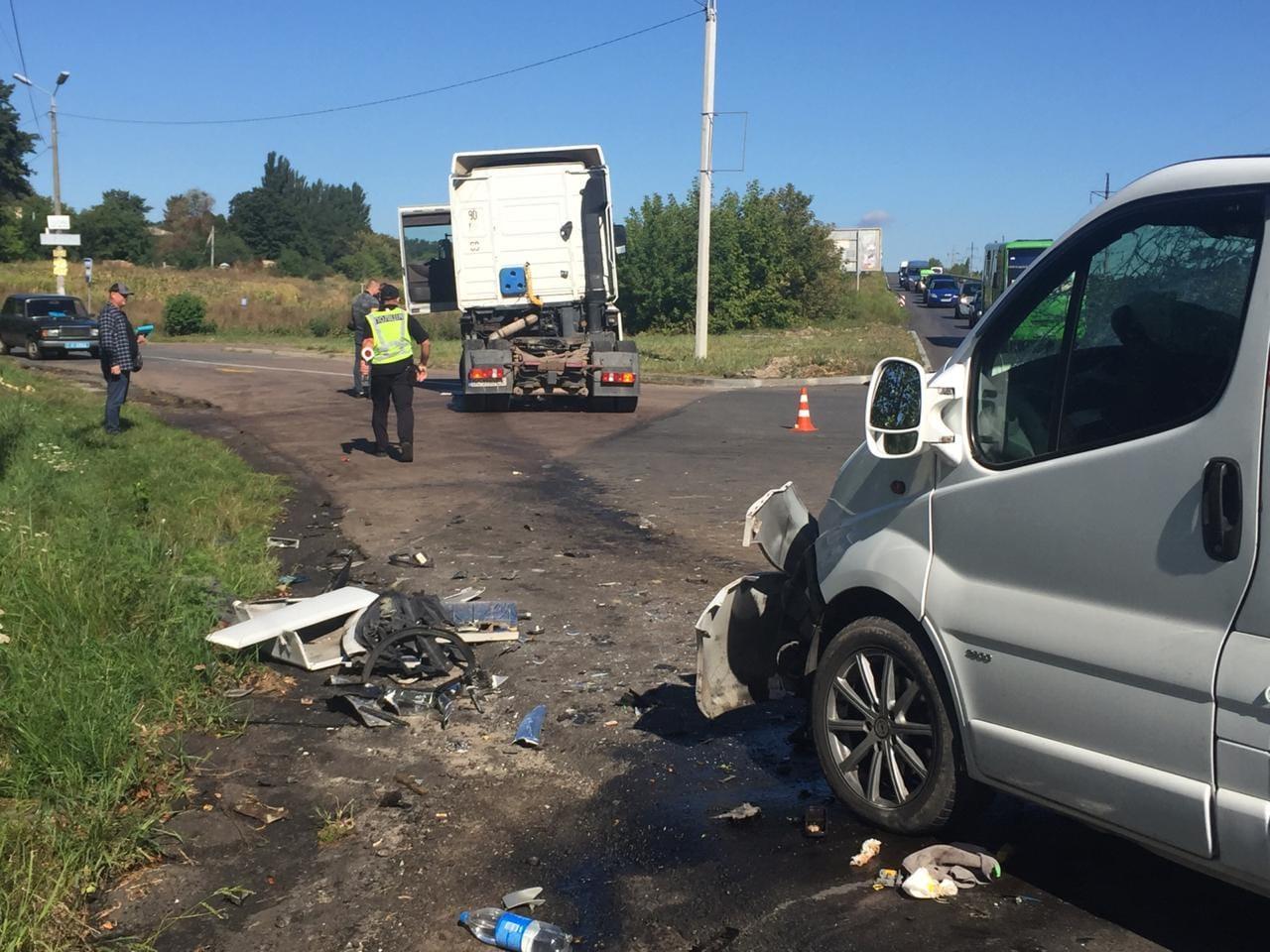Аварія у Ворзелі: відкрили кримінальне провадження - Приірпіння, Поліція, київщина, Ірпінський відділ поліції, ДТП з потерпілим - Vorz DTP