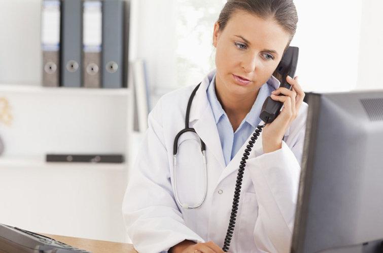 Для сімейних лікарів ставка збільшиться аж на 110 грн - сімейний лікар - e7cf033 doctor phone755 5eaa7c189bb9b