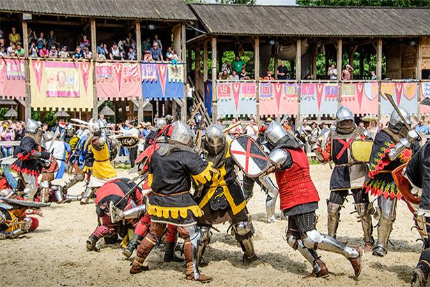 Під Обуховом відбудеться фестиваль лицарських боїв - Фестиваль, Київська Русь - img2 2