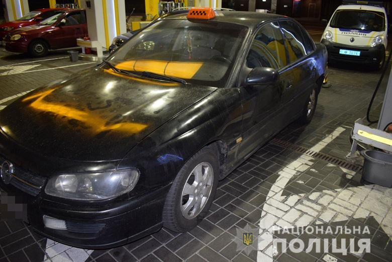 У Києві оперативно затримали грабіжника - Поліція Києва, зловмисник, Грабіж - obolgrabig5