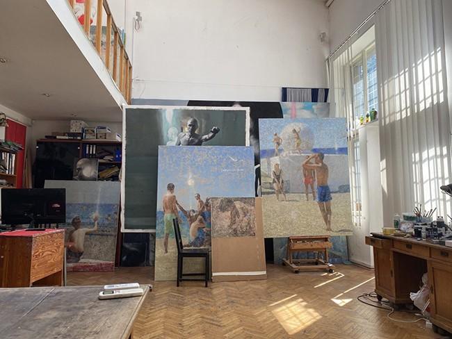 У столиці відкриється виставка, присвячена пляжному відпочинку - пляжі, виставка - sidorenko2