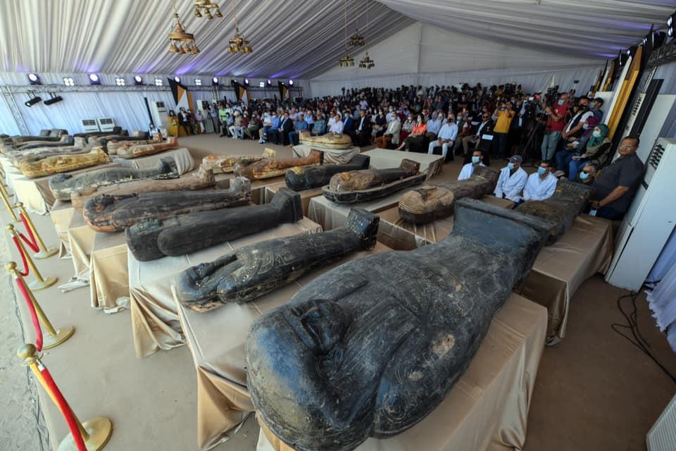 В Єгипті відкрили саркофаг з 2500-річною мумією: що було всередині? - Єгипет, археологія, археологічні розкопки - 06 grobnytsa2