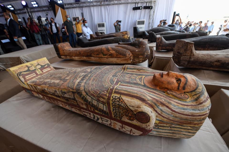 В Єгипті відкрили саркофаг з 2500-річною мумією: що було всередині? - Єгипет, археологія, археологічні розкопки - 06 grobnytsa3