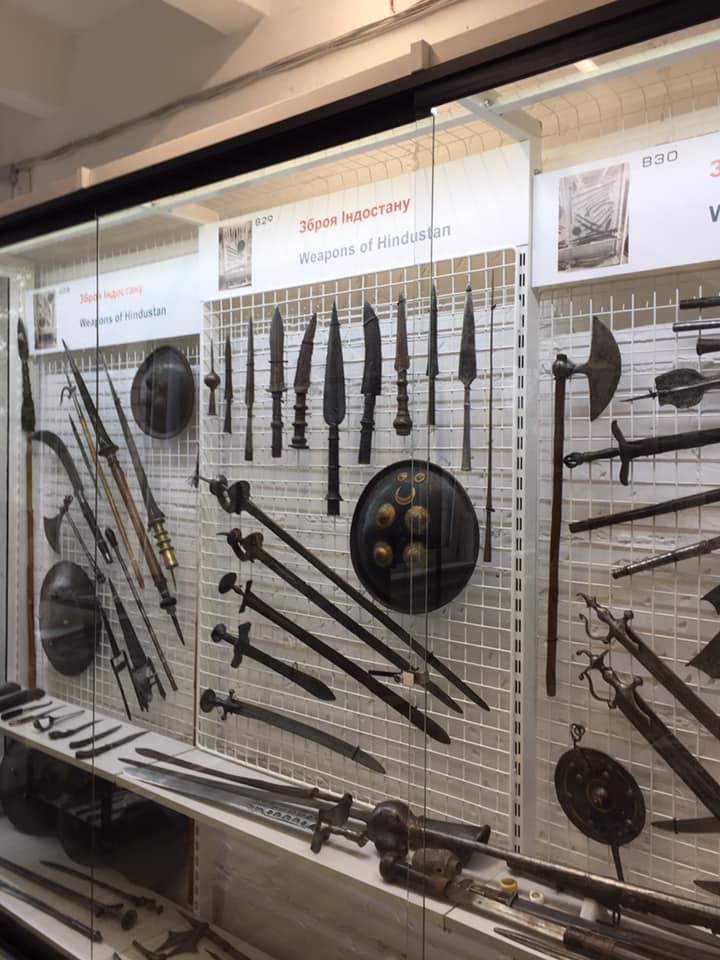 У Броварах відкрився приватний музей зброї - музей, зброя - 121745551 3362804750477764 9152971821218885660 n