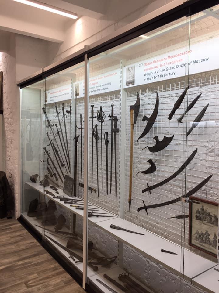 У Броварах відкрився приватний музей зброї - музей, зброя - 121784522 3362804690477770 865441404458732442 n