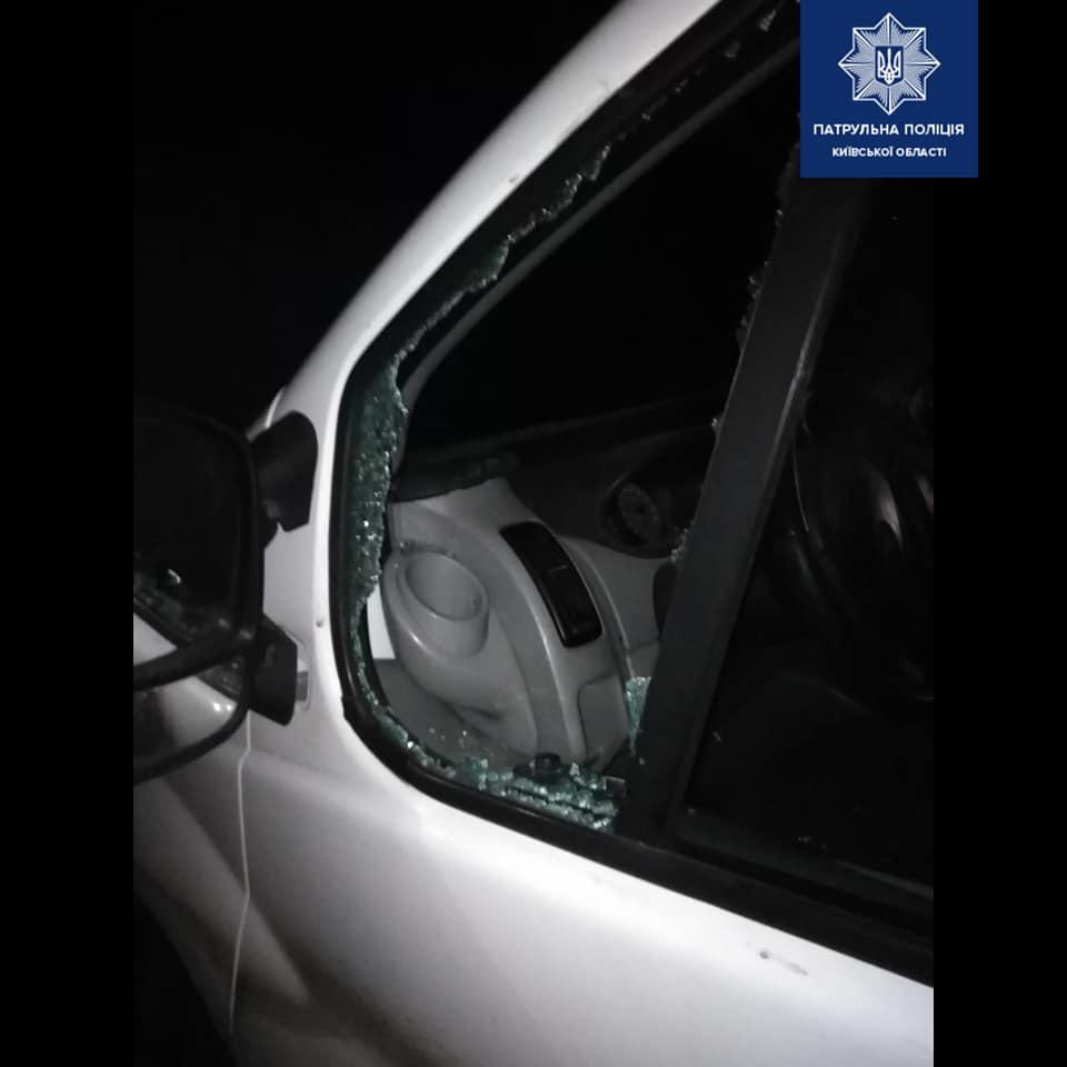 У Білій Церкві викрадача авто затримали на місці злочину - поліція Білої Церкви, викрадення авто, автомобіль - 121805098 1909329742573943 6562277183998750375 n
