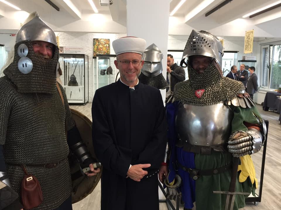 У Броварах відкрився приватний музей зброї - музей, зброя - 121829093 3362804437144462 7303322254661701457 n