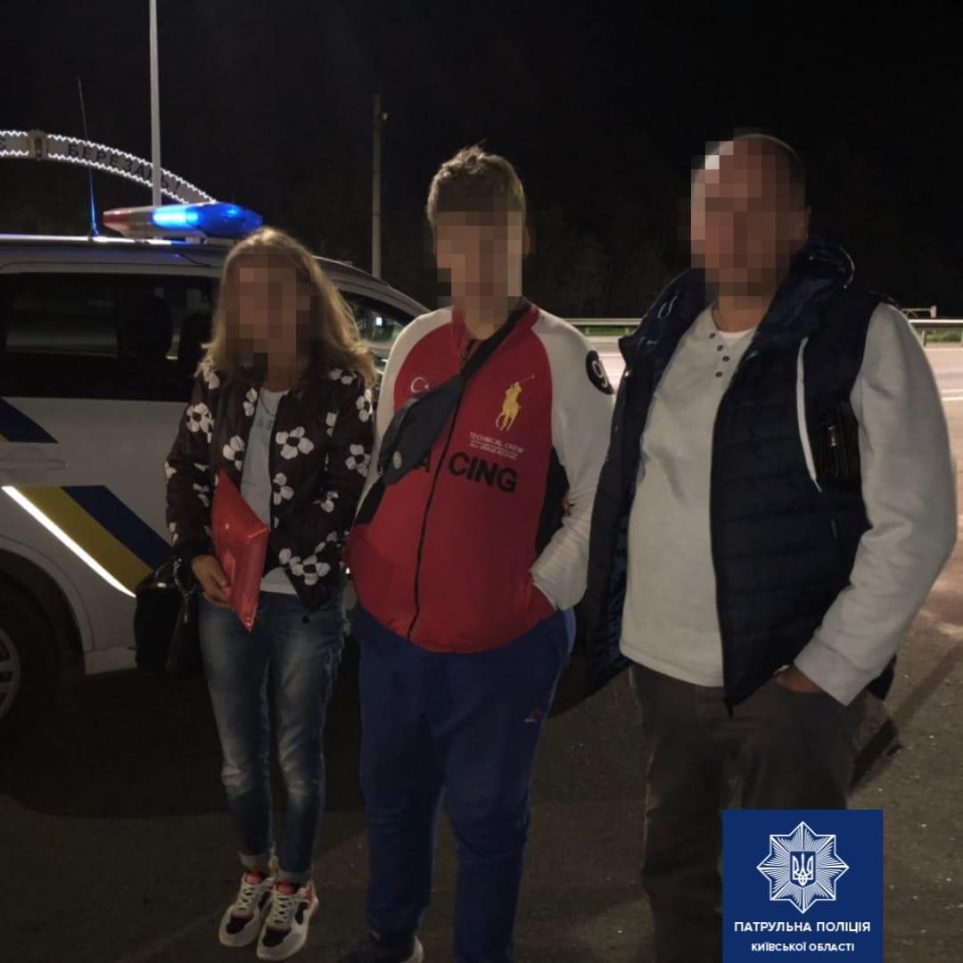 Небайдужий чоловік допоміг поліції знайти дитину - поліція Київської області - 122084180 1912473742259543 1624009494507013990 o