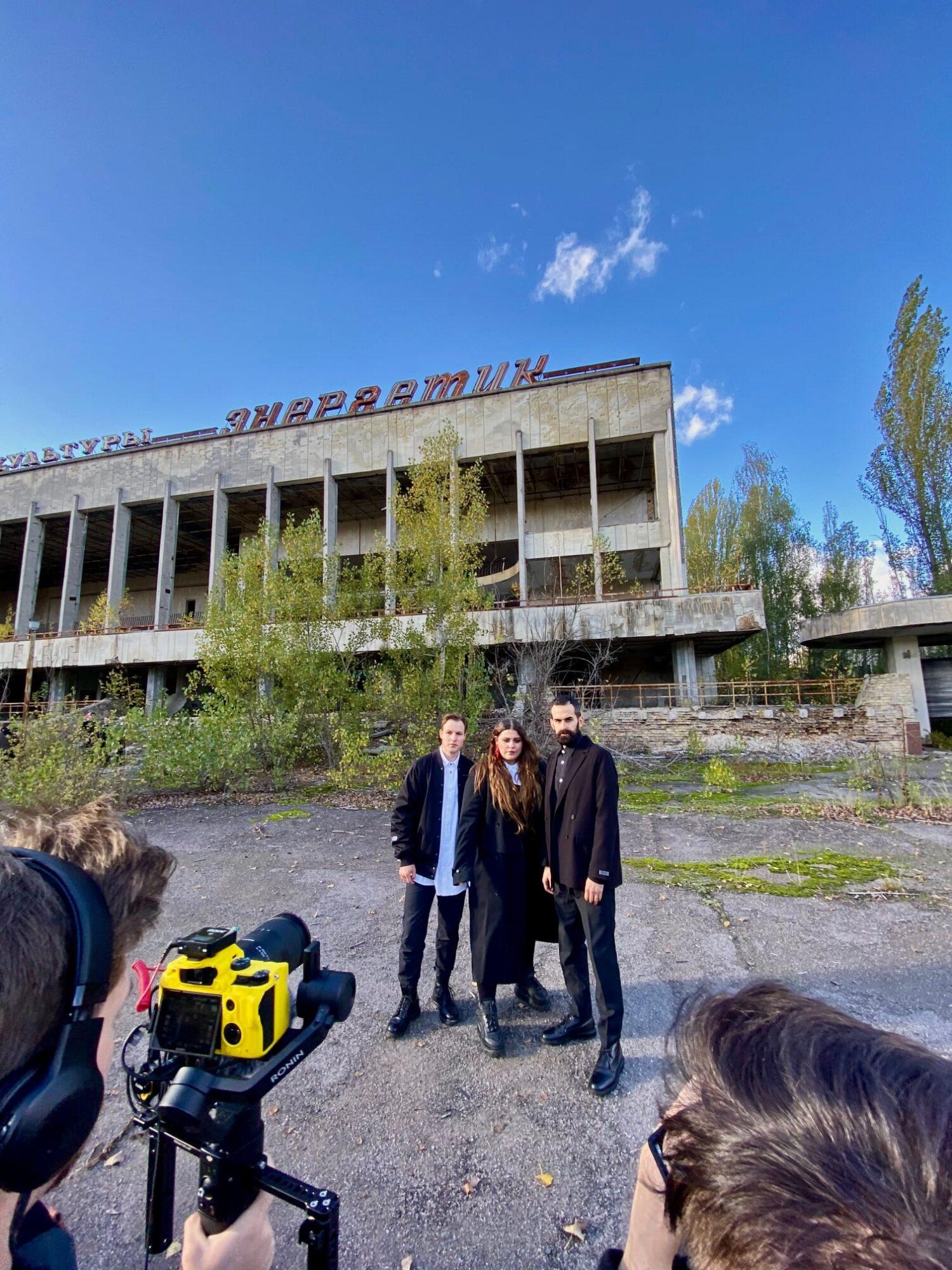 «Звуки Чорнобиля»: до реалізації проєкту долучився гурт KAZKA - Проєкт, музика - 122091469 3962790520417703 3919954744457805338 o 1500x2000