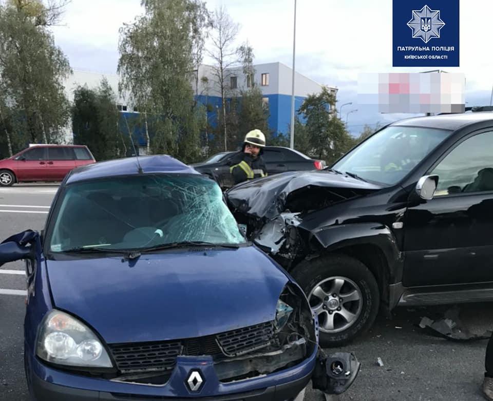Лише за 2 дні на Київщині сталося 82 ДТП - Поліція, автофіксація порушень на дорогах - 122104200 1912639372242980 2610585946727455391 n