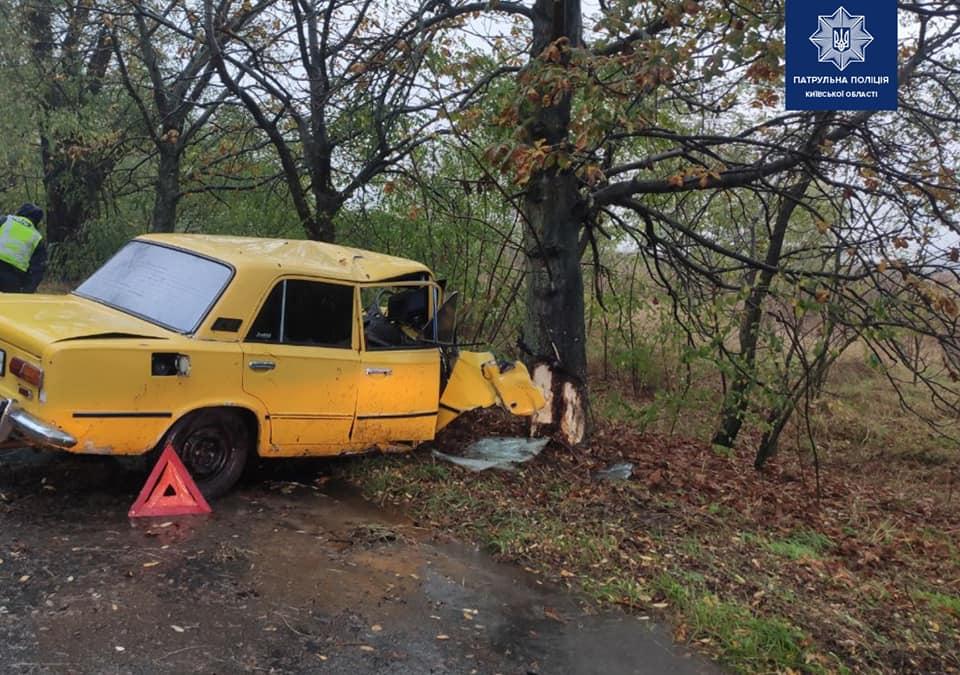Лише за 2 дні на Київщині сталося 82 ДТП - Поліція, автофіксація порушень на дорогах - 122126436 1912639205576330 3103450756325502574 n