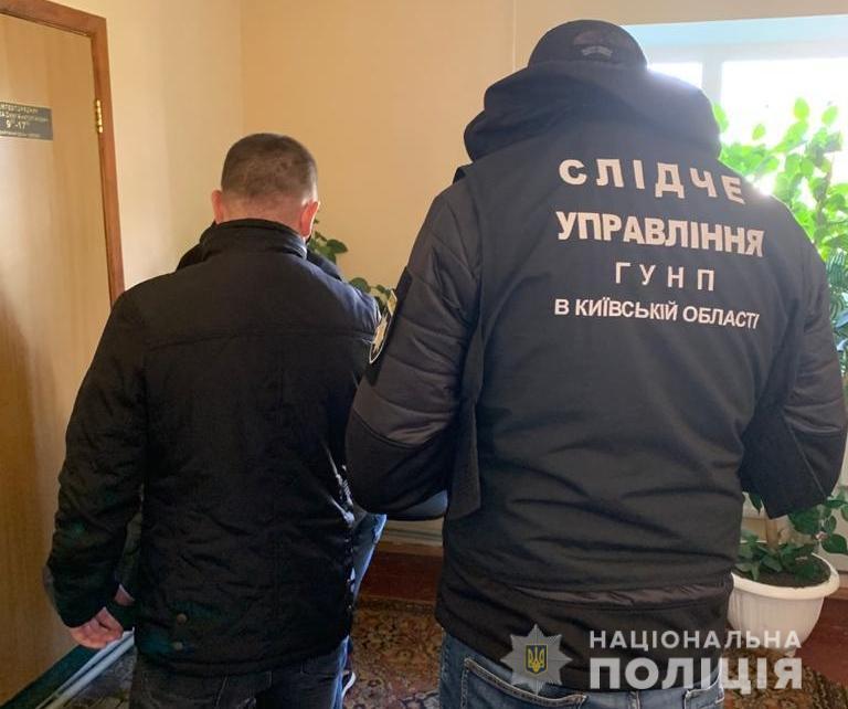 На Бориспільщині працівника сільради звинувачують в хабарництві - хабар - 122147413 3446002622121552 2561548516202173226 n