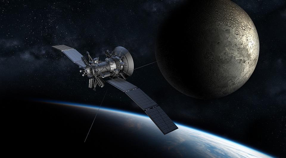 На навколоземній орбіті можуть зіткнутися два супутника - космос, космічне сміття, відкритий космос - 15 sputnyky