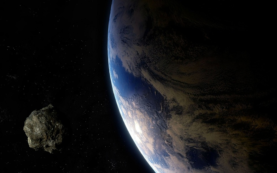 Учений заявив про ризик падіння астероїда на Землю - НАСА NASA, астероїд - 19 asteroyd
