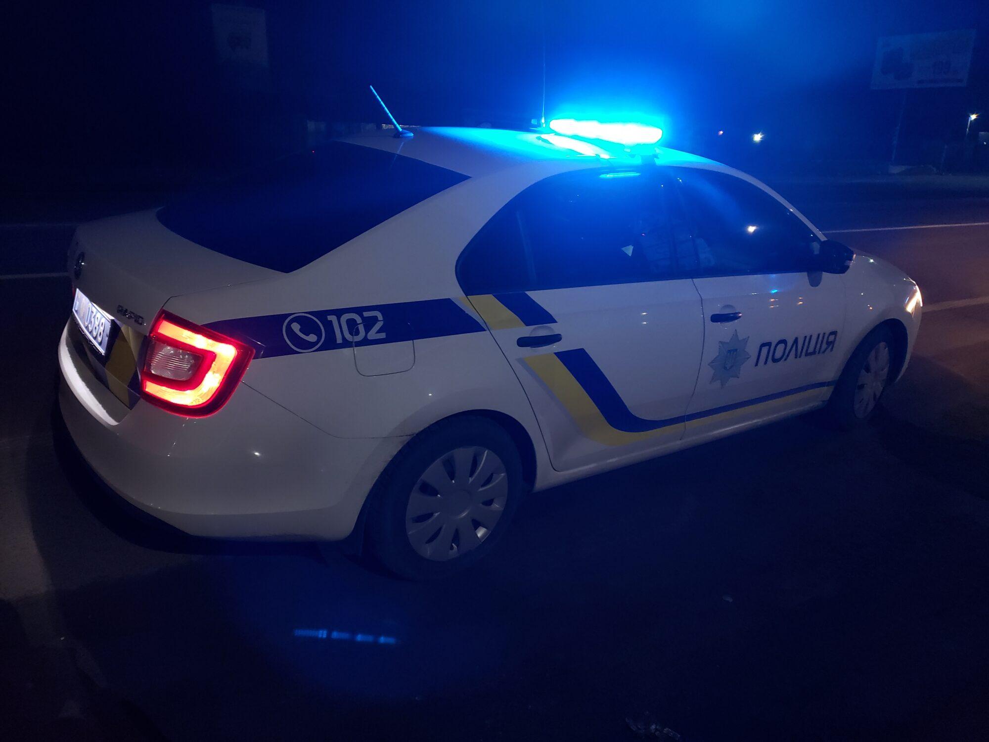 В ДТП на Київщині постраждали три неповнолітні дівчини