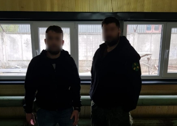 У Чорнобильській зоні затримали 6 сталкерів -  - 20201003 180740