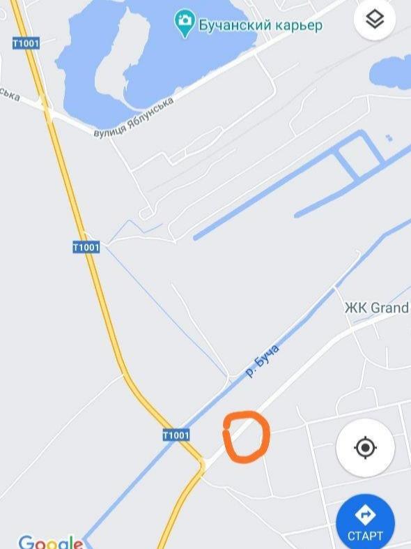 У районі Новооскольського масиву в Ірпені - затори через ДТП - затори, ДТП - 20201013 171705
