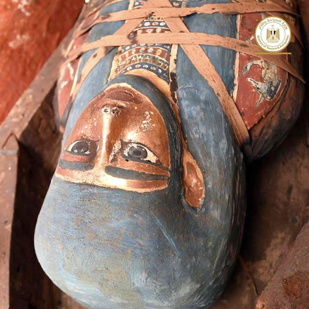 Знайдена ще одна таємна гробниця еліти Стародавнього Єгипту - Єгипет, археологія, археологічні розкопки, археологи - 22 mumyya