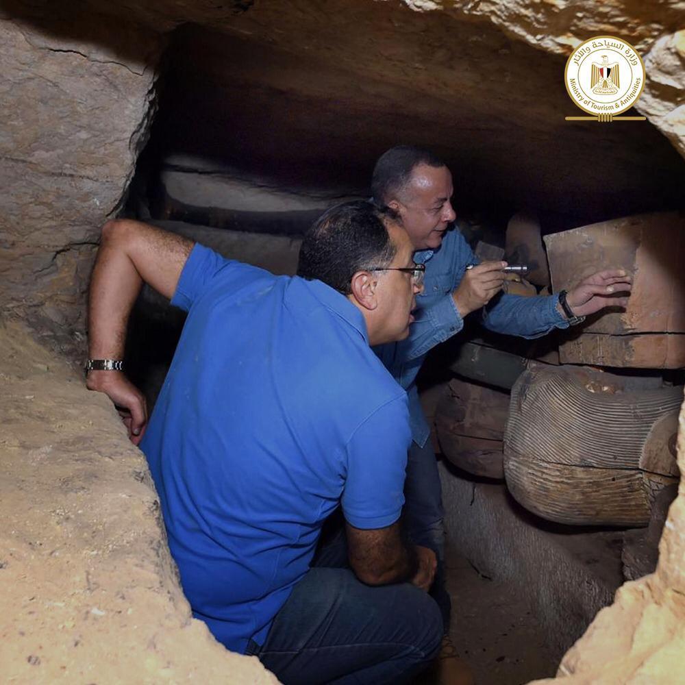 Знайдена ще одна таємна гробниця еліти Стародавнього Єгипту - Єгипет, археологія, археологічні розкопки, археологи - 22 mumyya2