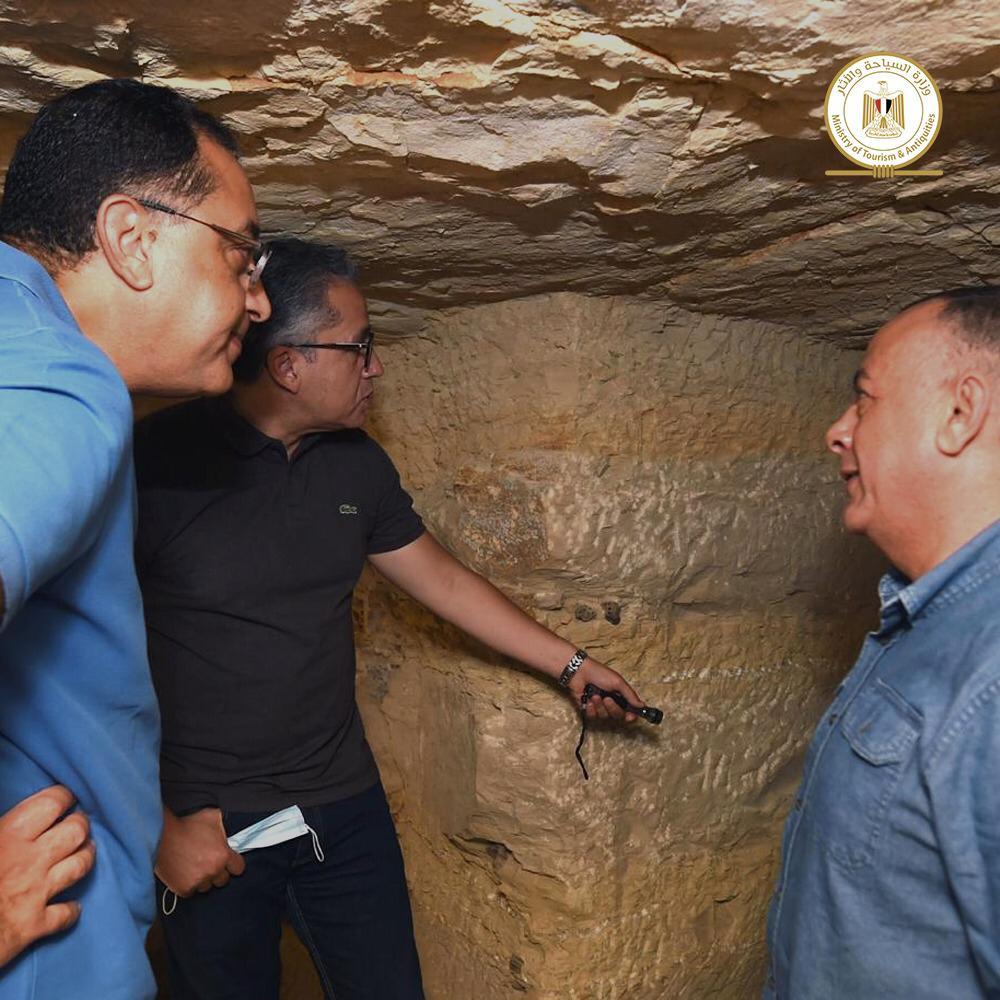 Знайдена ще одна таємна гробниця еліти Стародавнього Єгипту - Єгипет, археологія, археологічні розкопки, археологи - 22 mumyya4