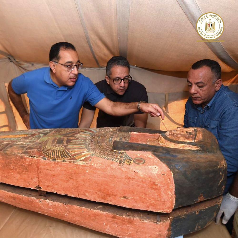Знайдена ще одна таємна гробниця еліти Стародавнього Єгипту - Єгипет, археологія, археологічні розкопки, археологи - 22 mumyya5