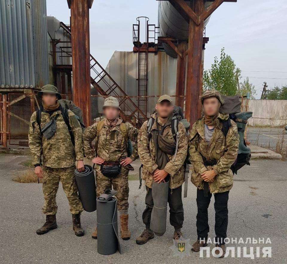 У Чорнобильській зоні затримали 6 сталкерів -  - IMG 20201003 175136 250