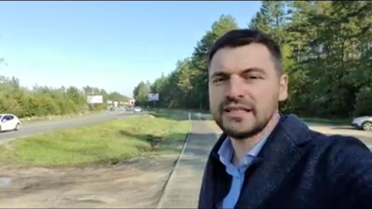 Богдан Карпенко запропонував кандидатам на крісло мера Ірпеня альтернативу дебатам -  - Screenshot 20201021 092844 Samsung Internet