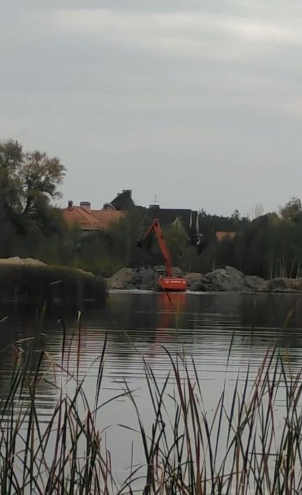 Обухівщина: на річці Козинка незаконно проводили днопоглиблювальні роботи - землі водного фонду - Screenshot 9