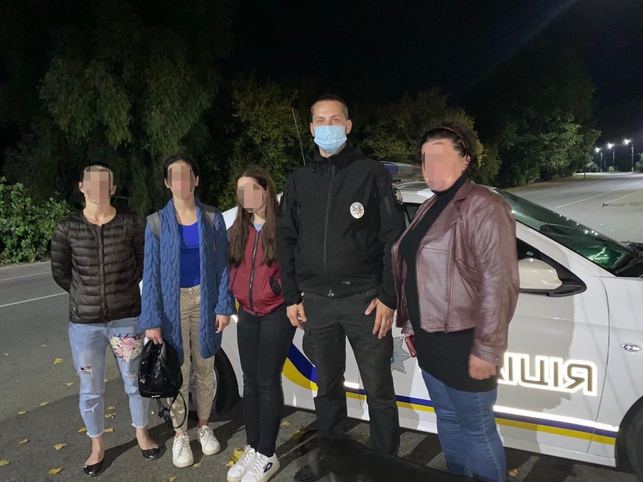 Поліцейські Вишгородщини розшукали чотирьох юних втікачів - розшук дітей, Вишгородський район - VTNCHA