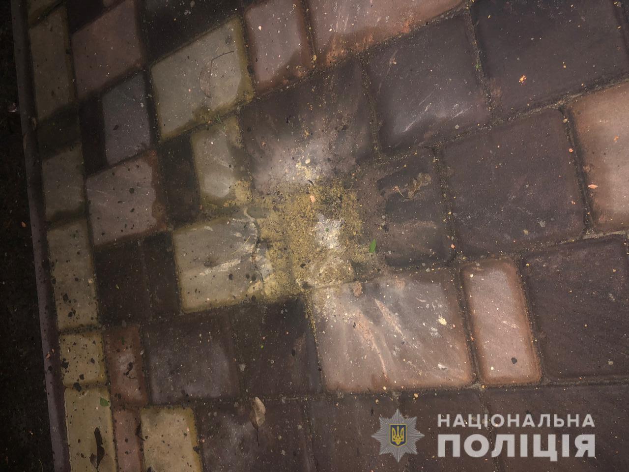 У Василькові на приватне подвір'я підкинули вибухівку -  - VybuhVasylkiv