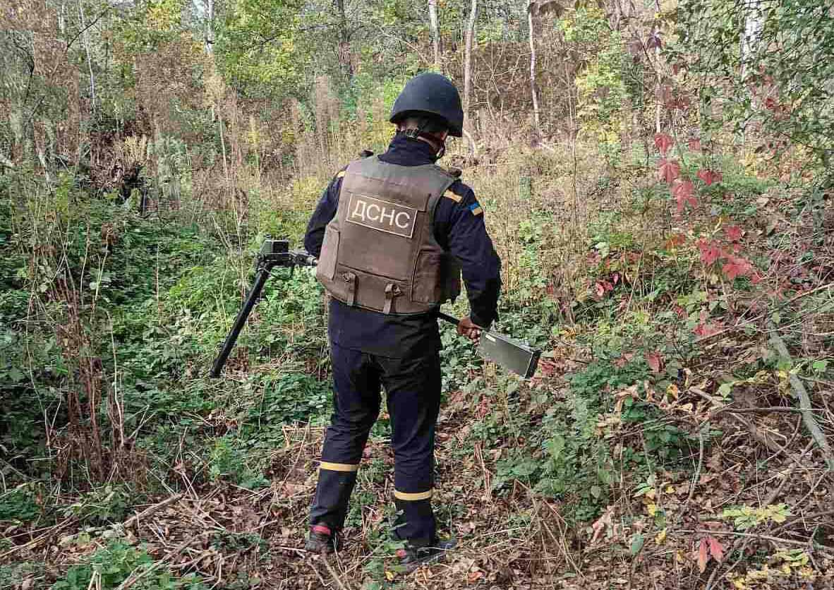 В Україні за рік виявили понад 56 тис. вибухонебезпечних предметів - снаряд, артилерійський снаряд - img eabe152da6b7888bb847c58c595a582e v
