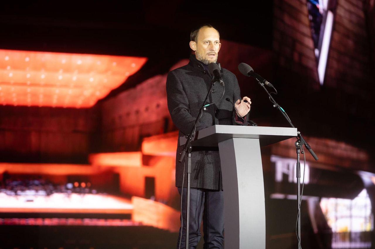 У Києві презентували проєкт концерт-холу світового рівня - Петро Порошенко, концерт, Roshen - photo 2020 10 19 21 10 27