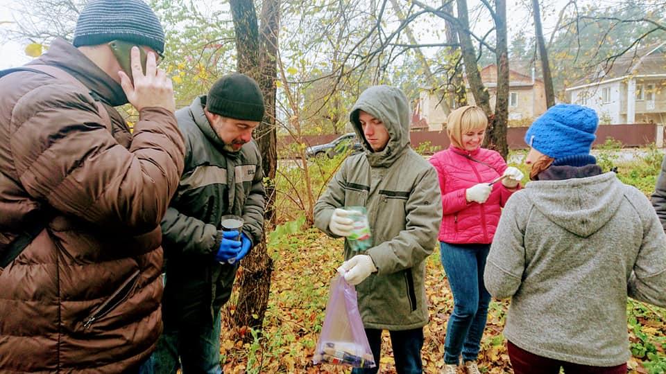 1088 дерев: в Ірпені парк Героїв АТО продовжують захищати від забудови - парк ато, ірпінь, забудова, Дерева - 1 4