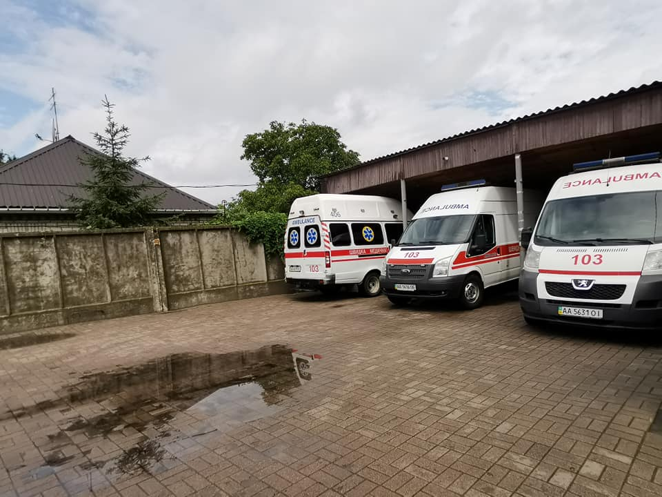Бориспільщина: 451 нових коронавірусних хворих за минулий тиждень - лікарня, коронавірус - 118535004 3329110300461404 6862833069977698247 n