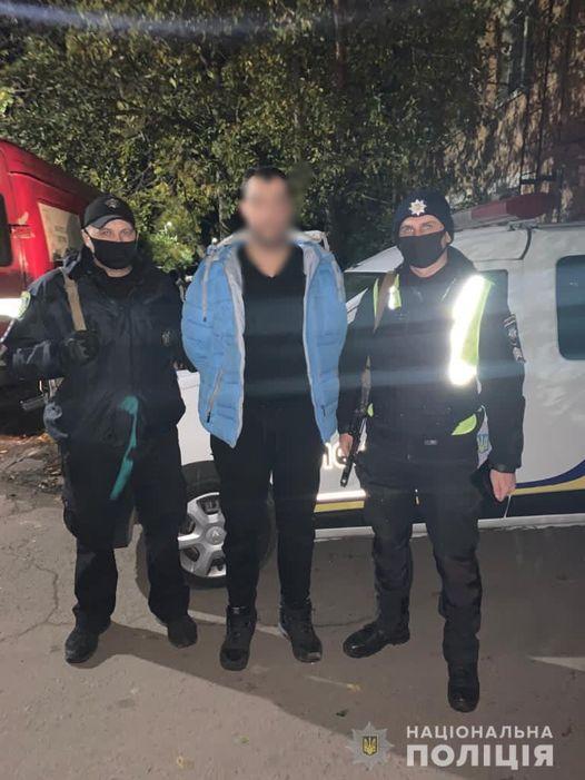 На Білоцерківщині зловмисник  «під кайфом» погрожував підірвати пальне -  - 124581764 3503966796325134 961556188554669469 o