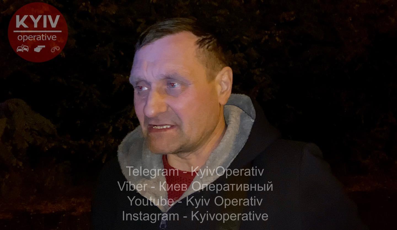 Нетверезий водій ГАЗ промчав пів Києва - п'яний водій, водіння авто в нетверезому стані, алкогольне сп'яніння - 125356984 1139133186482766 6520635389190711869 o