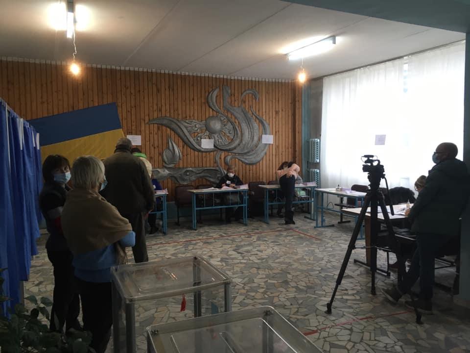 Як стартували перевибори в Українській ОТГ - Міський голова - 125540460 157670129384908 4127297253331463285 n
