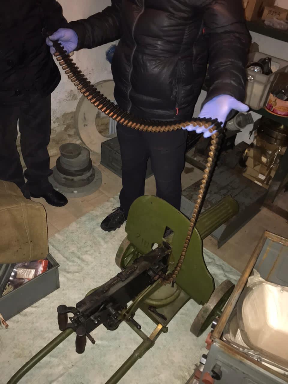 Мешканці Василькова незаконно зберігали вдома зброю і боєприпаси - боєприпаси - 126136340 828384554591448 4371787165909964752 o