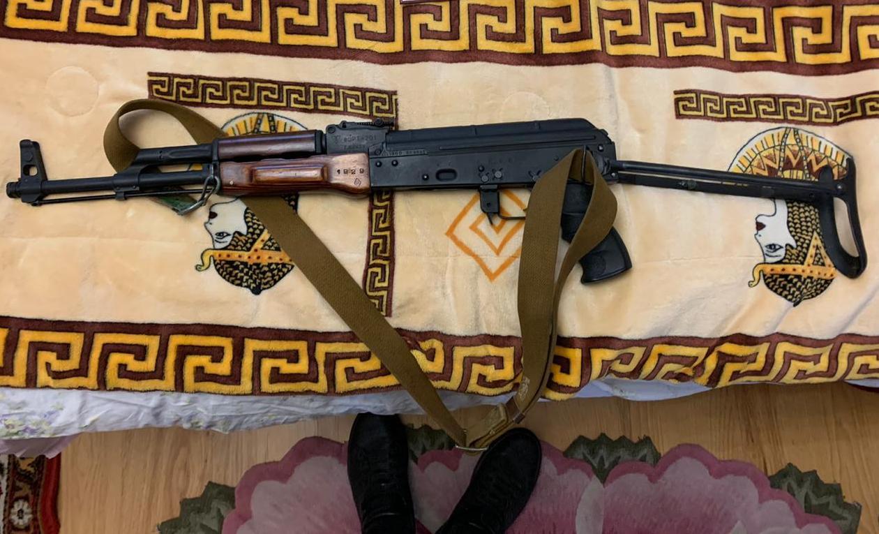 Мешканці Василькова незаконно зберігали вдома зброю і боєприпаси - боєприпаси - 126172778 828384564591447 6351583642289212384 o