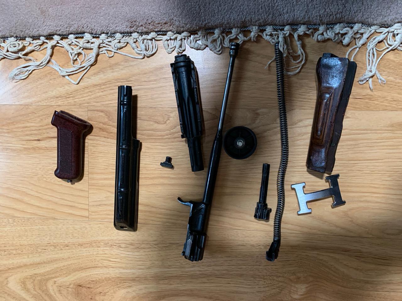 Мешканці Василькова незаконно зберігали вдома зброю і боєприпаси - боєприпаси - 126265458 828384701258100 8131855516610221369 o