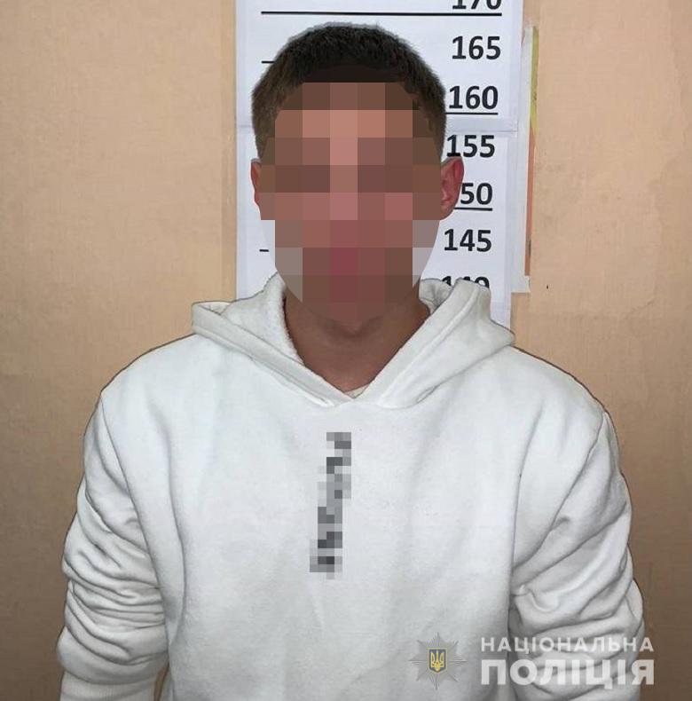 У Києві два юнака пограбували та побили знайомого - травми, розбійний напад, підлітки, нападник, напад - 126367455 3484886104900469 4833998009113867401 n