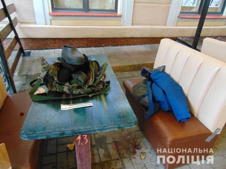 У Києві два юнака пограбували та побили знайомого - травми, розбійний напад, підлітки, нападник, напад - 126513736 3484886311567115 8716120091276499452 n