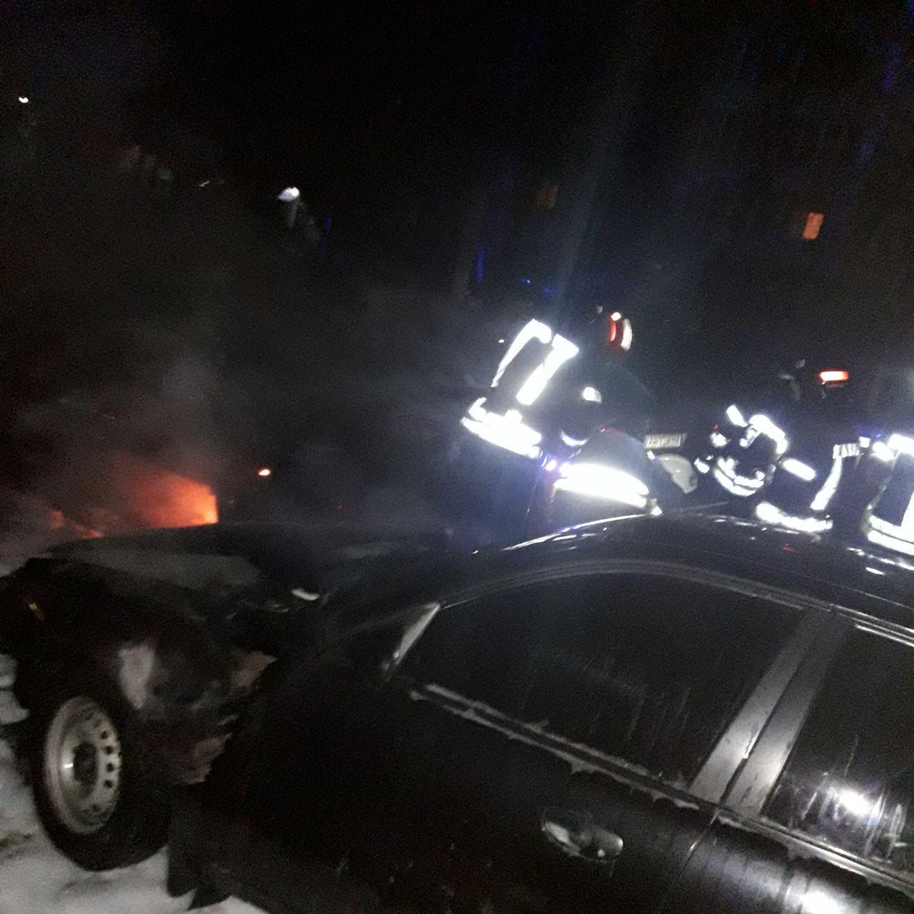 У Києві за ніч горіли два авто - Пожежа авто, пожежа, загоряння - 127192020 3507857049294212 2770827696809944322 o